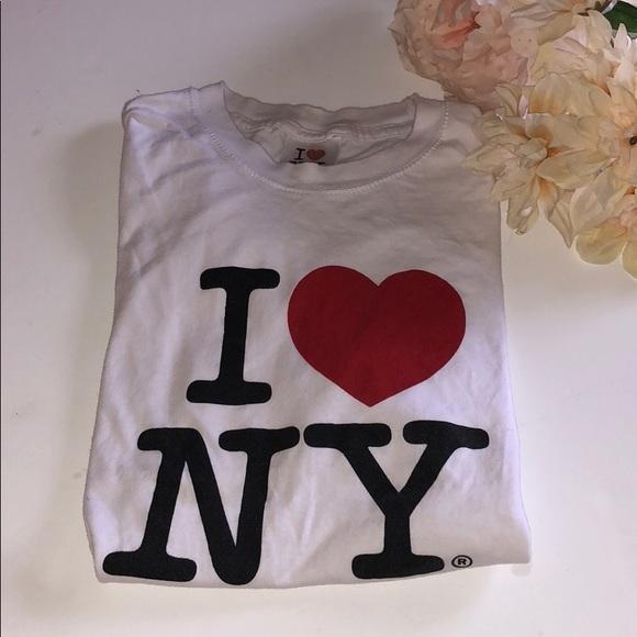 Tops - I ❤️ NY T-shirt